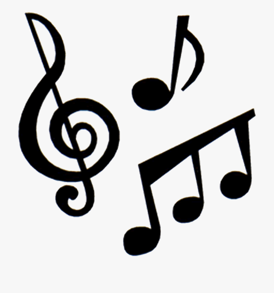 Free clipart images musical instruments. Music and notes transparent