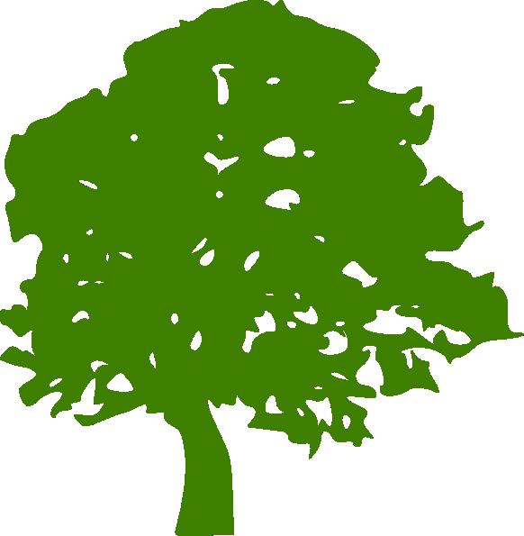 Free clipart oak tree svg royalty free download Oak Tree Clip Art at Clker.com - vector clip art online, royalty ... svg royalty free download