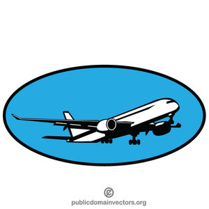 Free clipart images of airplanes.  airplane public domain