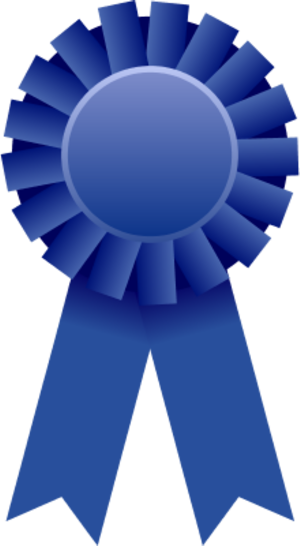 Free clipart images of blue ribbon award jpg royalty free library Ribbon Award Prize Clip art - Blue Ribbon Clipart png download - 600 ... jpg royalty free library