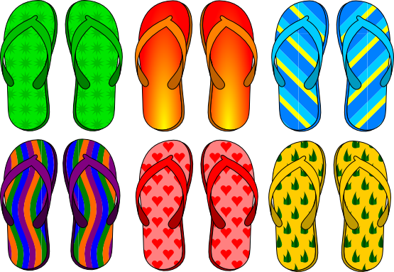 Free clipart images of flip flops jpg free download Free Sandals Cliparts, Download Free Clip Art, Free Clip Art on ... jpg free download