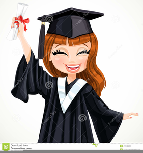 Free clipart images of high school graduation 2018 clip freeuse Clipart Of High School Diploma | Free Images at Clker.com - vector ... clip freeuse