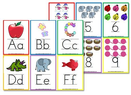 Free clipart images of prek letter wall banner free download More} FREE Alphabet Flashcards & Wall Posters | Free Homeschool ... banner free download