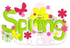 Free clipart images of spring graphic black and white stock Spring Clip Art Free Images | Clipart Panda - Free Clipart Images graphic black and white stock