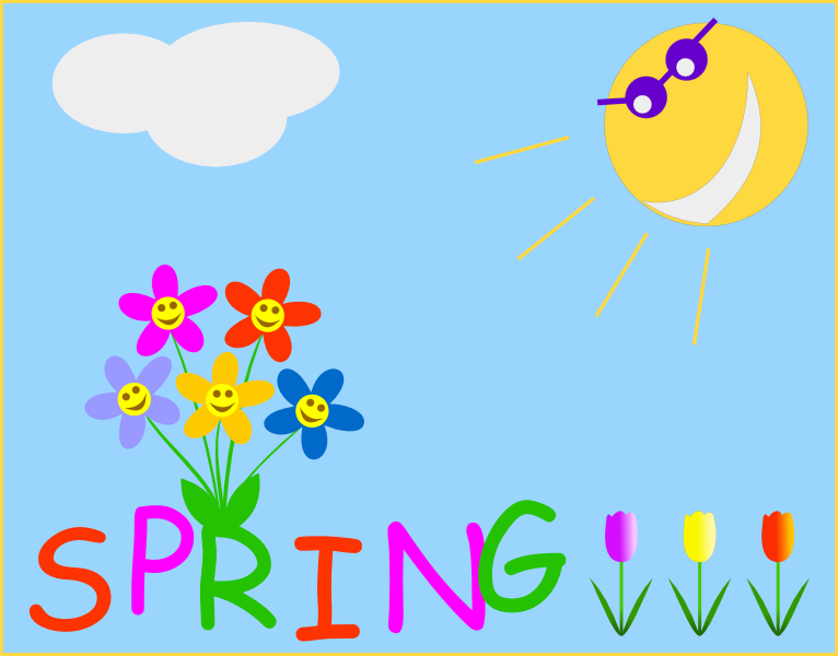 Wednesdya spring clipart free clipart free library Free Free Spring Cliparts, Download Free Clip Art, Free Clip Art on ... clipart free library