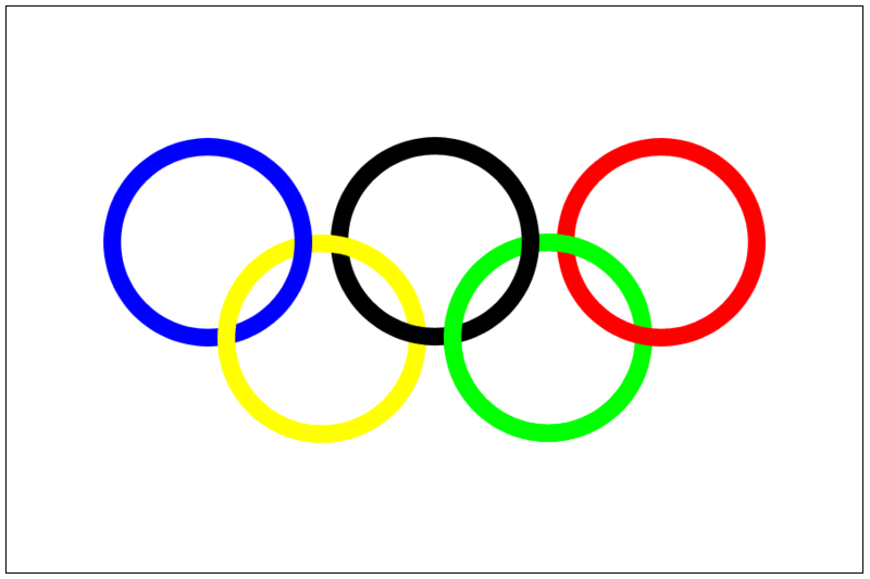 Olympic clipart png black and white download Free Olympic Rings Clipart, Download Free Clip Art, Free Clip Art on ... png black and white download