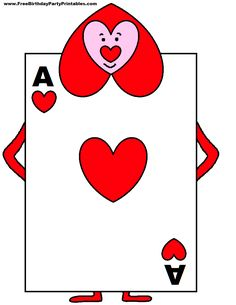 Free clipart images queen of our hearts picture transparent Alice in wonderland, queen of hearts, card soldiers, DIY | Alice ... picture transparent