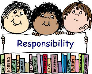 Great responsibility for kids. Free clipart images quotes winners and losers