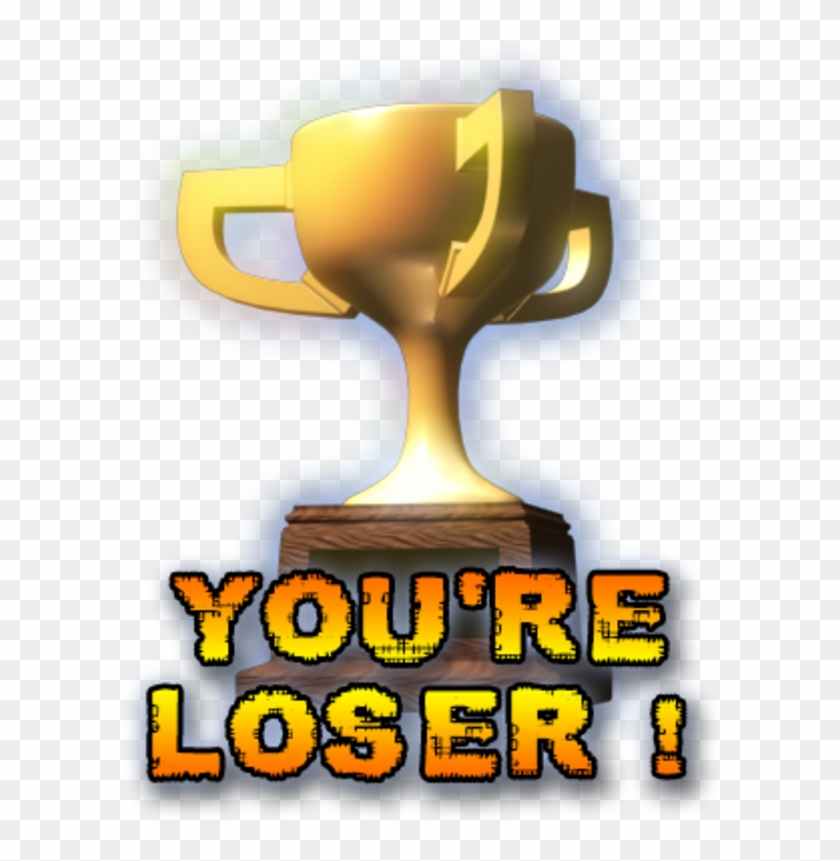 Free clipart images quotes winners and losers. You re loser congratulations