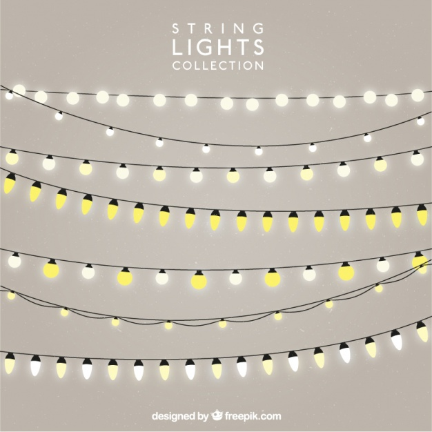 Free clipart images single hanging star from a string clipart library library String Lights Vectors, Photos and PSD files | Free Download clipart library library