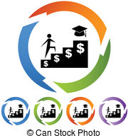 Free clipart images student loan jpg black and white stock Student Loan Clipart - Clipart Kid jpg black and white stock