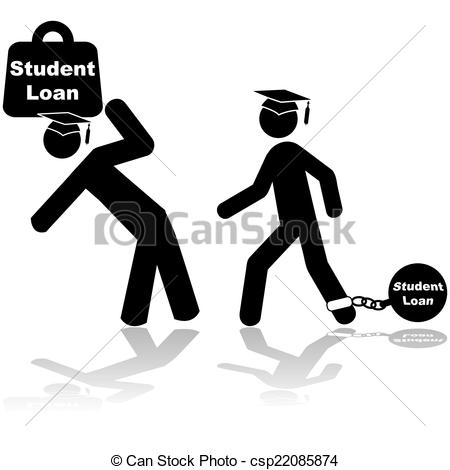 Free clipart images student loan picture transparent Student loan Illustrations and Clipart. 712 Student loan royalty ... picture transparent