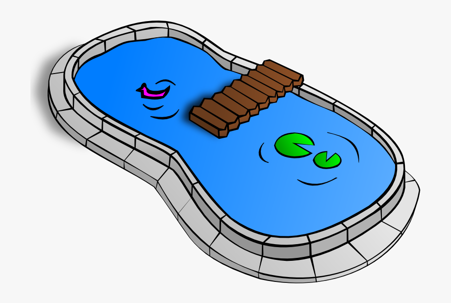 Free clipart images swimming pool png free stock Water Bond Swimming Pool Vector Clip Art Iiudvj Clipart - Pond Clip ... png free stock