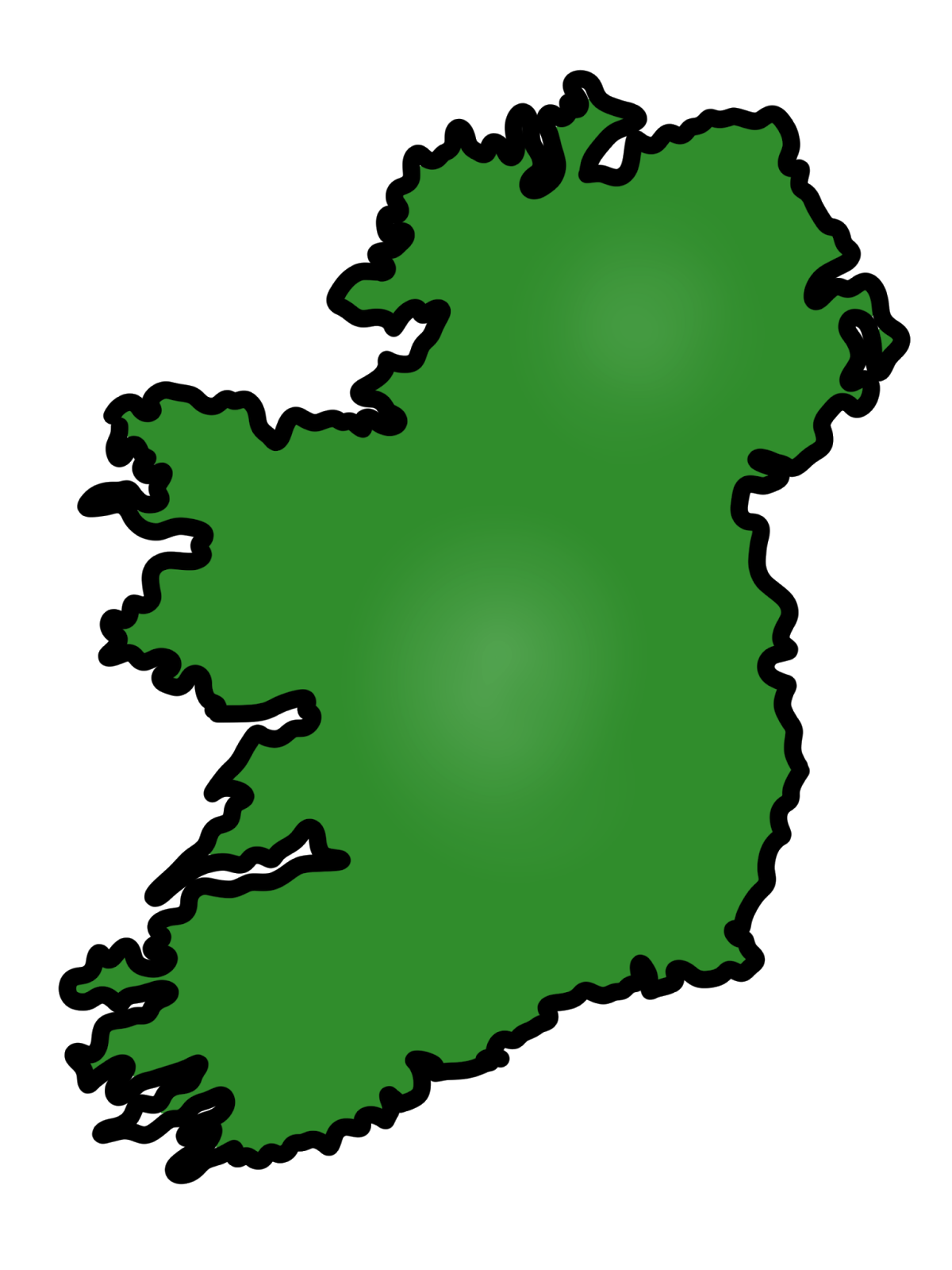 Ireland clipart free vector black and white library Free Irish Cliparts, Download Free Clip Art, Free Clip Art on ... vector black and white library