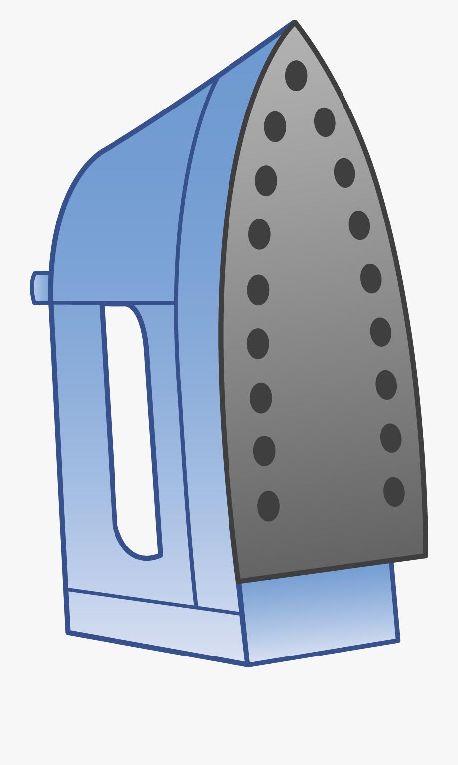 Free clipart iron. Transparent clothes ironer