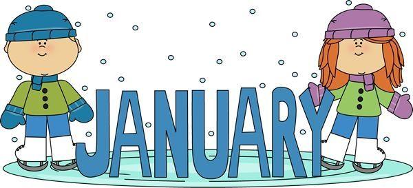Free clipart january calendar. Months clipartsgram com nd