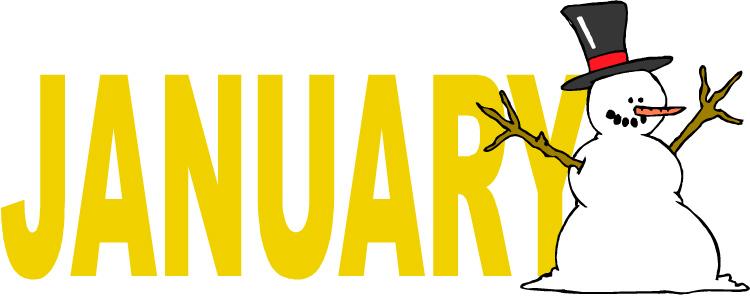Cliparts download clip art. Free clipart january calendar