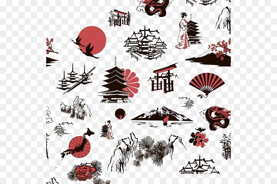 Background png download transparent. Free clipart japan