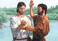 Free clipart jesus baptism jpg royalty free download Free The Baptism of Jesus clipart jpg royalty free download