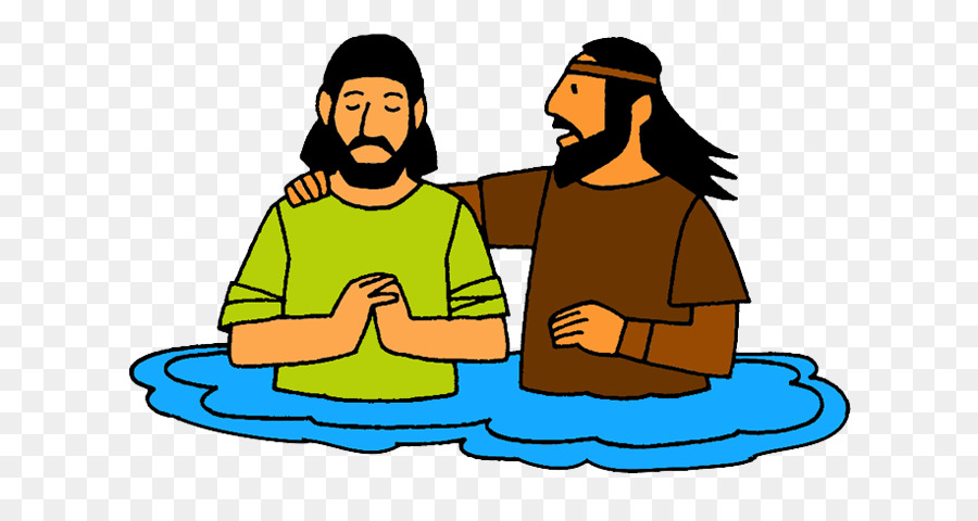 Free clipart jesus baptism picture Jesus Background png download - 700*467 - Free Transparent Bible png ... picture