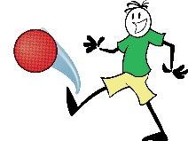 Cliparts download clip art. Free clipart kickball