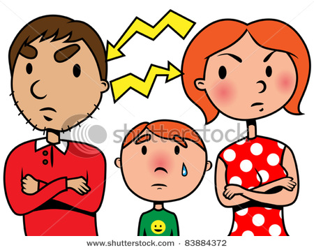 Free clipart kid fighting with parents. Sad kids panda images