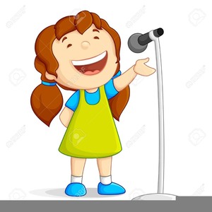 Free clipart kids singing clipart black and white library Free Clipart Kids Singing | Free Images at Clker.com - vector clip ... clipart black and white library