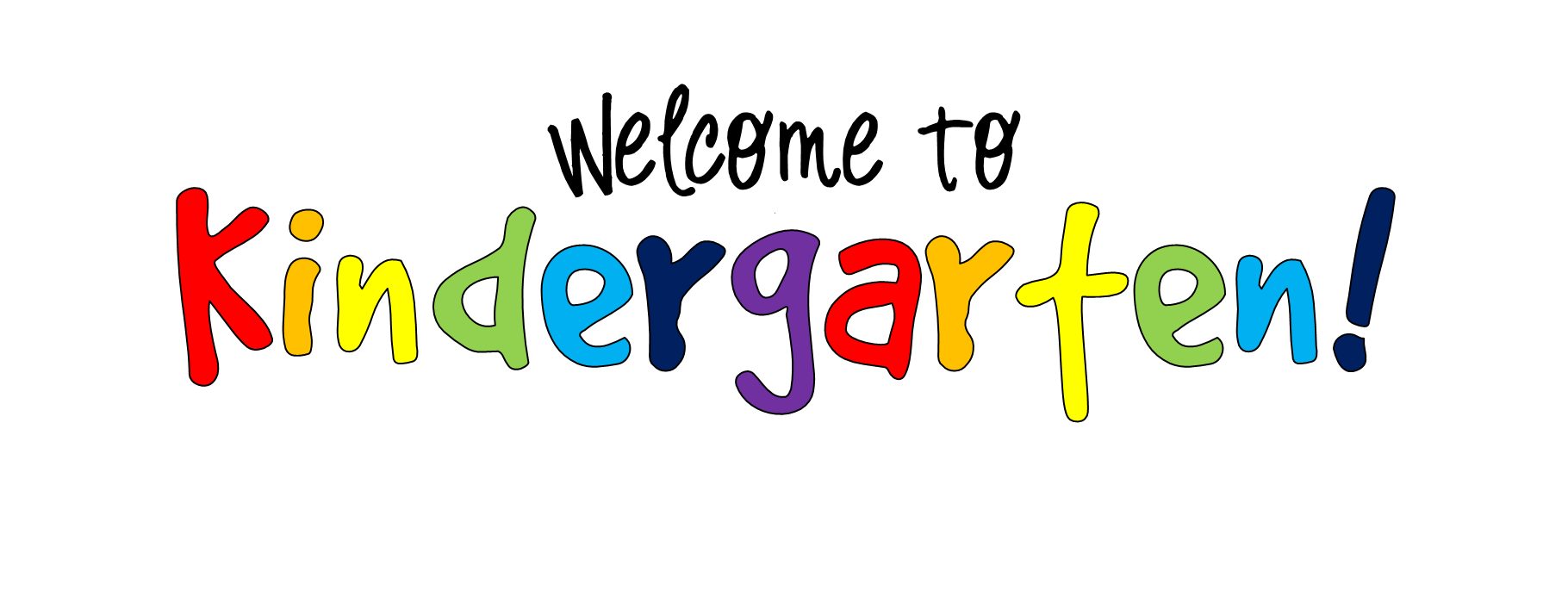 Free clipart kindergarten png free-clipart-welcome-to-kindergarten-10 - Chesterbrook Academy png