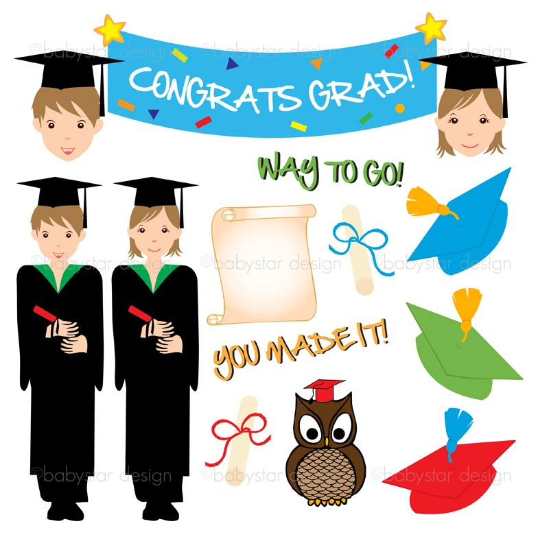 Free clipart preschool graduation banner freeuse Free Kids Graduation Pictures, Download Free Clip Art, Free Clip Art ... banner freeuse