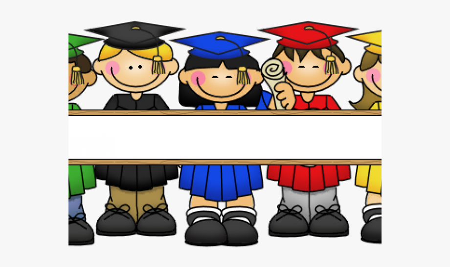 Free clipart preschool graduation jpg freeuse library Children Graduation Clipart - Kindergarten Graduation 2019 #928259 ... jpg freeuse library