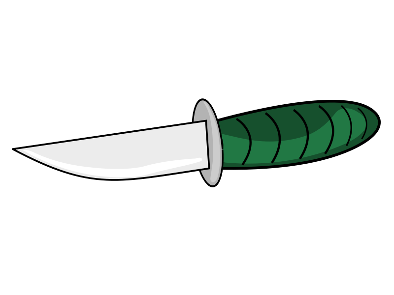 Free clipart knife vector free library Free Clipart: A knife   neo1012 vector free library
