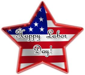 Free clipart labor day holiday. First monday in september