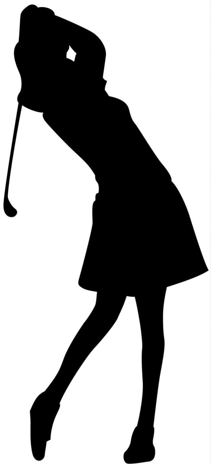 Free clipart ladies golf freeuse stock Free Female Golfer Cliparts, Download Free Clip Art, Free Clip Art ... freeuse stock