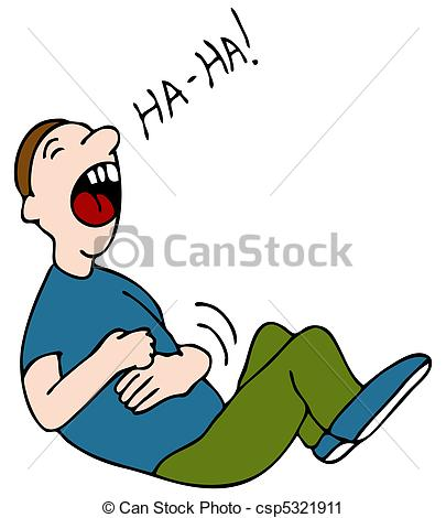 Free clipart laughing jpg library stock Laughing Hysterically Clipart - Clipart Kid jpg library stock