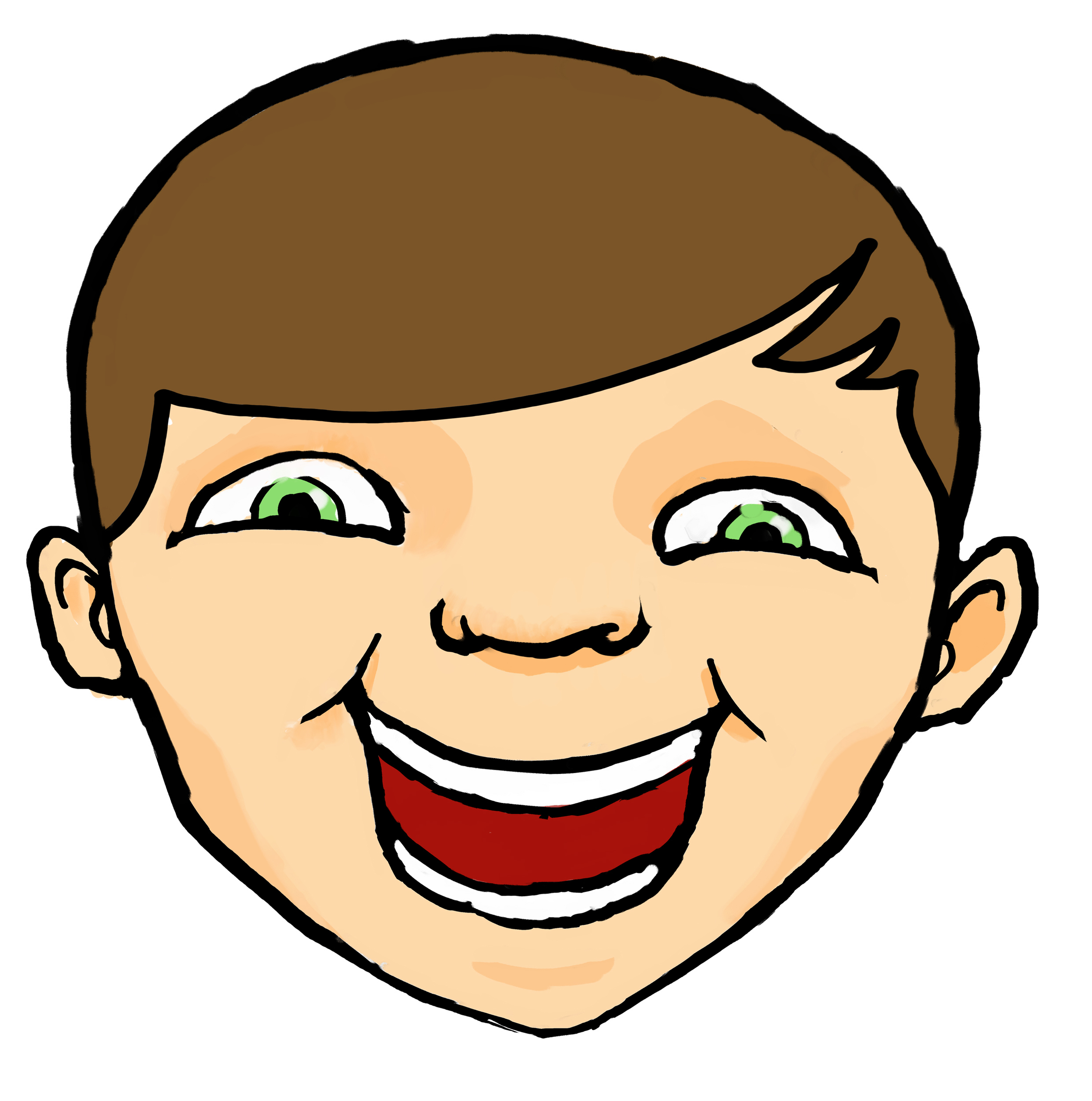 Free clipart laughing face banner free library Free Clip art of Laughing Clipart #4600 Best Laughing Smiley Face ... banner free library