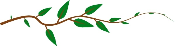 Free clipart leaves and vines graphic free library Leaf Vine clip art Free vector in Open office drawing svg ( .svg ... graphic free library