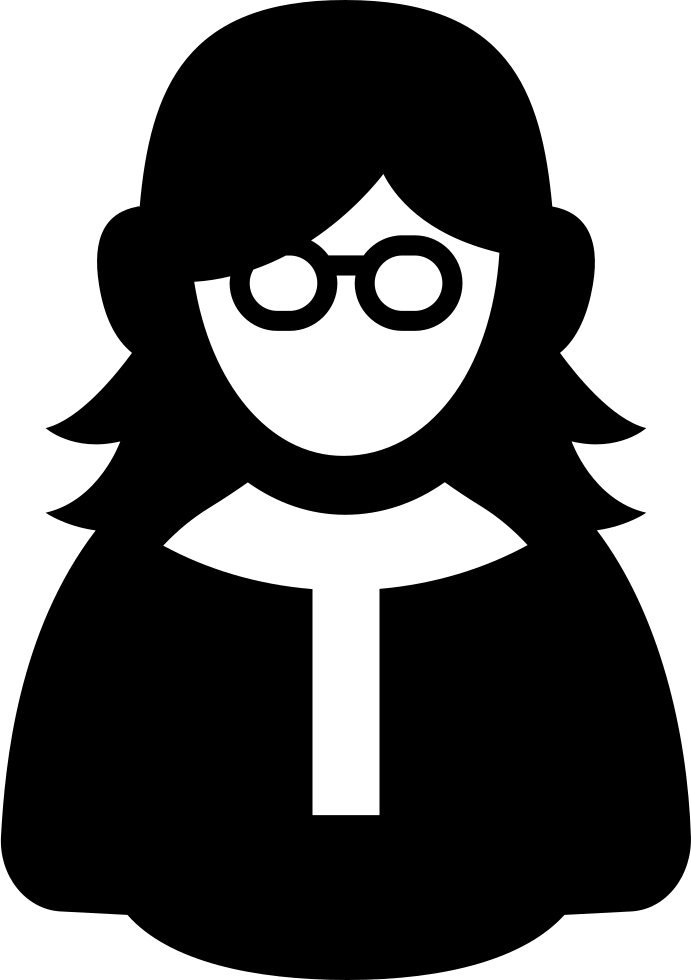 Free clipart lost money female library Female Geek Svg Png Icon Free Download (#37587) - OnlineWebFonts.COM library