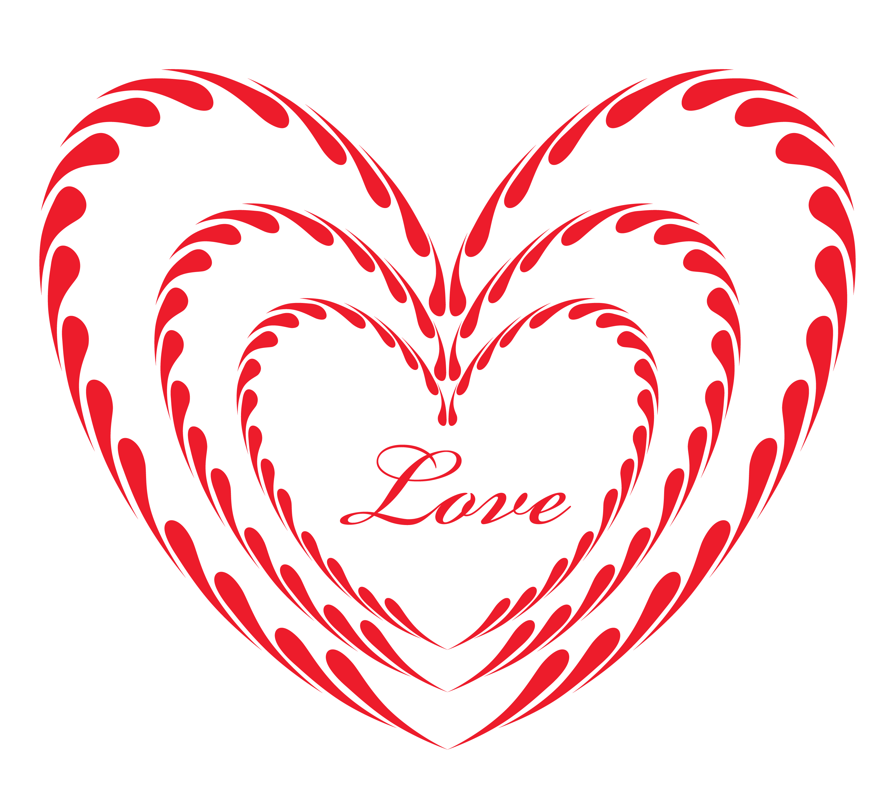 Free clipart love heart graphic stock Red Heart Ornament Love PNG Clipart Picture | Gallery Yopriceville ... graphic stock