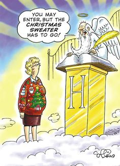 Free clipart st mad dog at the pearly gates jpg library download 23 Best Pearly Gates Cartoons images in 2019 | Far side comics ... jpg library download