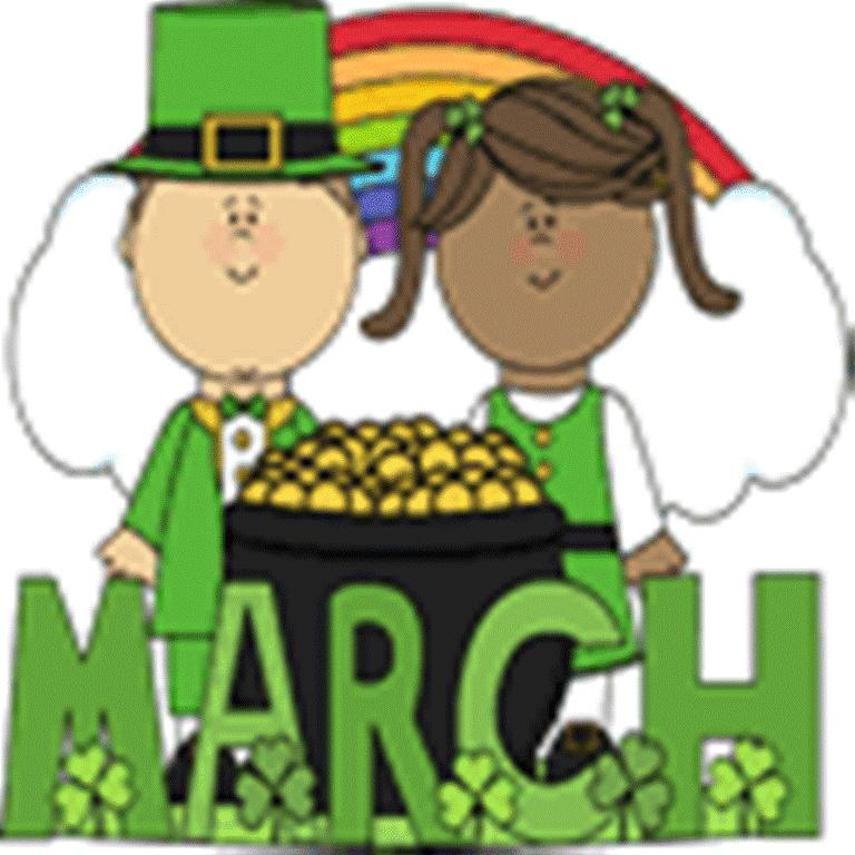 Free clipart march calendar banner freeuse download March Clip Art Free - Free Monthly Calendar 2017 banner freeuse download