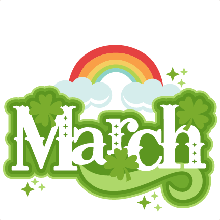 Free clipart march calendar banner Free clipart march calendar - ClipartFest banner