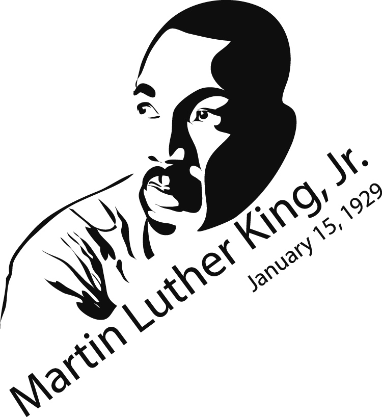 Free clipart of martin luther king jr vector freeuse stock Free Mlk Cliparts, Download Free Clip Art, Free Clip Art on Clipart ... vector freeuse stock