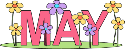 Free clipart may. Banner cliparts download clip