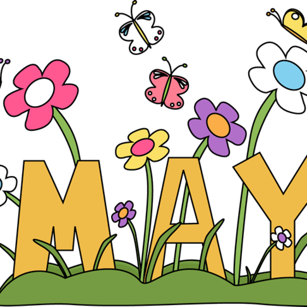 May flowers clip art graphic transparent library Free May Clip Art camera clipart hatenylo.com graphic transparent library