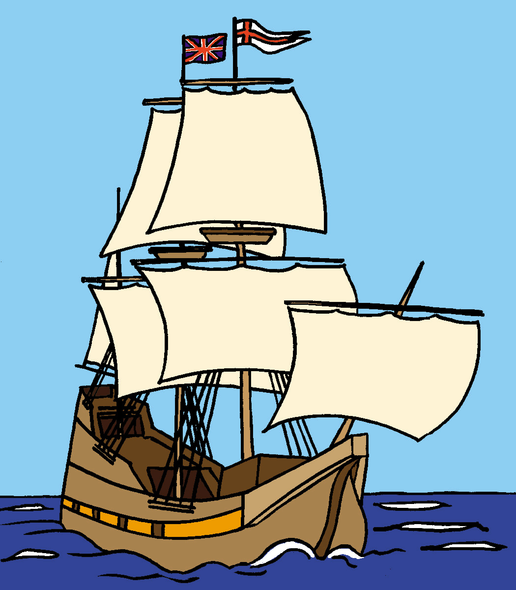 Free clipart mayflower svg freeuse stock mayflower-ship-clip-art/\' | Clipart Panda - Free Clipart Images svg freeuse stock