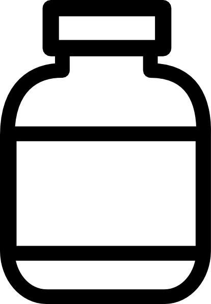 Free clipart medicine bottle graphic stock Pill Bottle Clipart | Free download best Pill Bottle Clipart on ... graphic stock