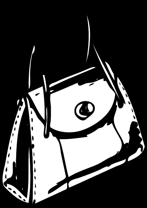 White money clipart svg black and white download Free White Bag Cliparts, Download Free Clip Art, Free Clip Art on ... svg black and white download
