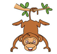 Free clipart monkey pictures. Cliparts download clip art