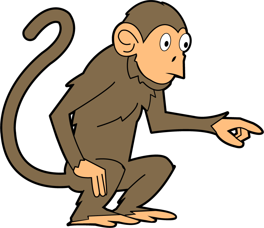 Cliparts download clip art. Free clipart monkey pictures