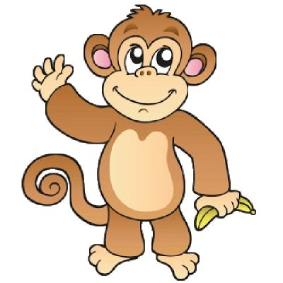 Clip art for teachers. Free clipart monkey pictures